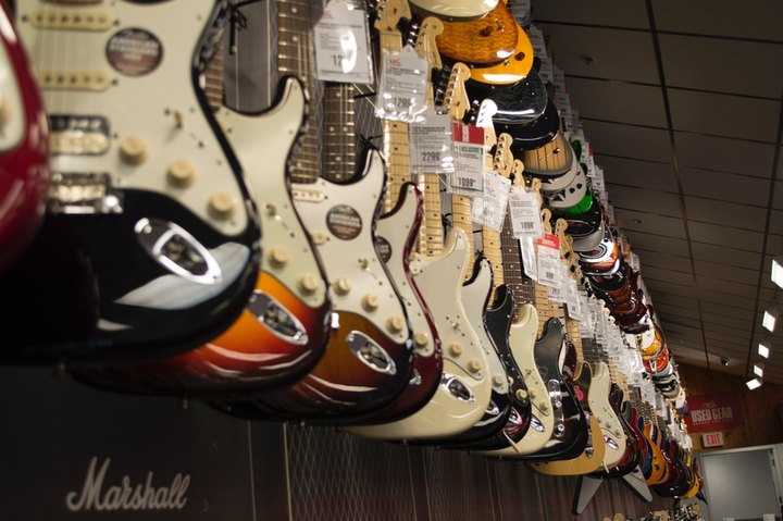 Buying Your First Guitar 3